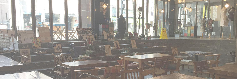 カフェ・コワーキングスペース